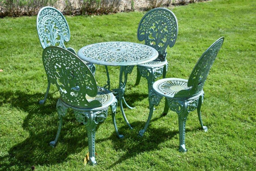 Benefits of Aluminum Outdoor Furniture